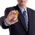 marketing automation (image: man holding a key)
