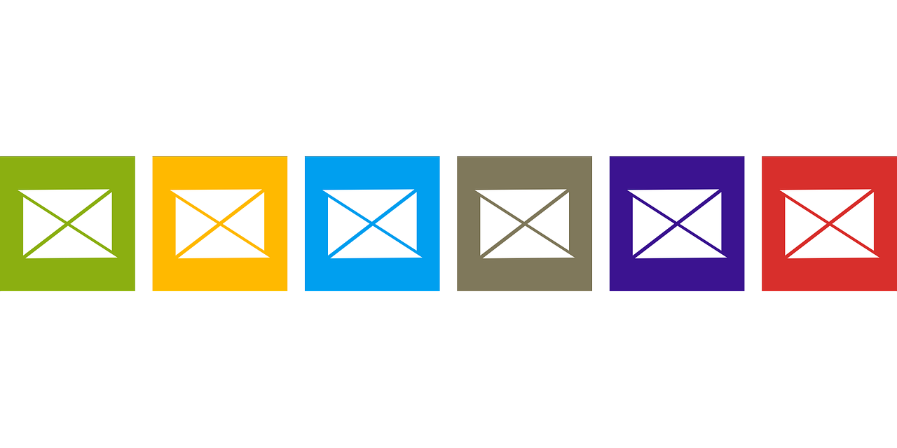 email marketing (graphic: email)