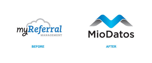 Channel Marketing (Logos: Mioadatos, My Referral Management)